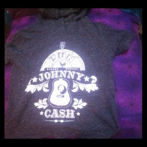 Other - Johnny cash toddler tee
